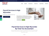 Payroll Services in High Wycombe By Total Tax Accountant