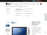 11.6 Inch, All In One PC, Wall Mount Industrial Panel PCs