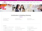 Certification in Wedding Planning – Touchwood Wedding School