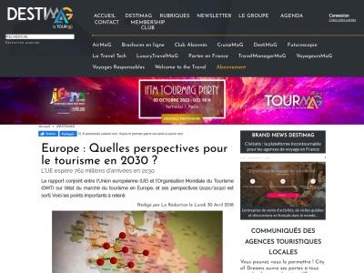 https://www.tourmag.com/Europe-Quelles-perspectives-pour-le-tourisme-en-2030_a93041.html