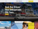 See New Orleans with Tour Orleans Today