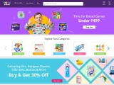 Best Online Toy Store India | Toys and Games at Lowest Online Prices | ToyBzaar