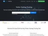 Twitter Hashtag Tracking Tool – Trackmyhashtag