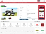 Eicher 485 available in India with Quality features and Prices
