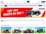 Eicher Tractor – Premium Economical Tractor in India