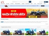 Farmtrac Tractor Price List in India