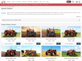 Kubota Tractor Price in India – The Best Tractor for Farming
