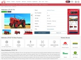 Mahindra 275 Tractor Specifications with Price