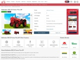 Get reviews of Mahindra 585 DI Power Plus BP only at Tractorjunction