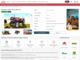 Mahindra Arjun 605 Tractor Price In india