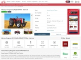 Massey 241 Tractor Price in India and Specifications