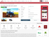 New Holland 4710 2WD WITH CANOPY Tractor In India