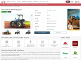 New Holland 7500 Turbo Super Tractor Price in India