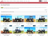 New Holland Tractor Price in India