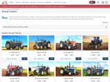 Swaraj Tractor Price list in India 2021