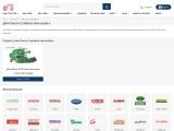 John Deere Harvester – Single Machine, Many Work