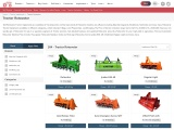 Rotavator Tractor Implement – Guarantee of High Production