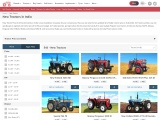 Tractors India – Most efficient For Agriculture