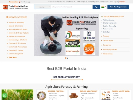 Best B2B Portal in India | B2B Business Directory in India