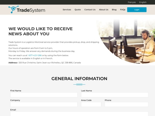 Start Storing And Shipping With Professional Logistics Montreal Company – Trade System