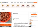 Bulk Raw Chickpeas Directly from Suppliers | Organic Desi Chickpeas