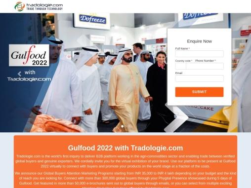 Gulfood Food Festival 2021 Dubai