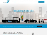 Promotional Umbrella, Bus Branding, Newspaper Inserts