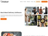 Meal Delivery Software – Trakop