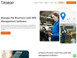 Milk Management Software – Trakop