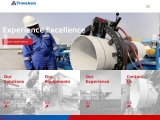 Trans Asia Pipeline& Specialty Services .