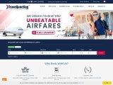 Get Cheap Air Ticket Deal for Top Desitnation Around the World