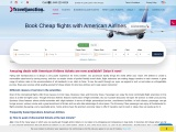 Book Cheap flights with American Airlines | Traveljunctionus