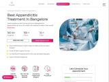 Best Appendicitis Treatment In Bangalore