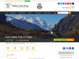 Tsum Valley Trek – Cost, Itinerary and Map