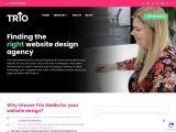 Websites Leeds | Web Design Agency Leeds | Trio Media