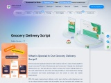 Exclusive Advantages In Online Grocery Script Rather Than Rental Store