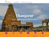 Best Tourist places in Thanjavur
