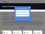 React js training in Bangalore| React js libraries | MERN stack training