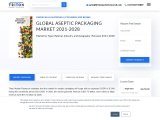 Global Aseptic Packaging Market | Growth, Opportunity, Size