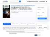 Global Electric Vehicle Battery Market | Growth, Size