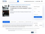 Global Electric Vehicle Charging System Market   Growth