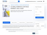 Global Mirror Coatings Market   Growth, Opportunity, Size