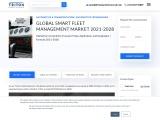 Global Smart Fleet Management Market | Growth, Share