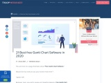 10 of the Best Free Gantt Chart Software & amp; Examples in 2020