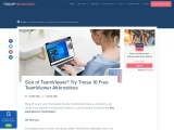 Are you Sick of TeamViewer Free Version? Free Alternative to Teamviewer