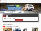 Buy and Sell Commercial Vehicles in India – Trucksbuses.com