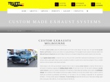 Custom Exhaust Systems in Melbourne
