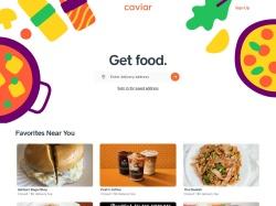 Caviar screenshot