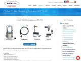 Chiller Tube Cleaning System | Tube Cleaners