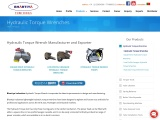Hydraulic Torque Wrenches | CT Series Torque Wrench